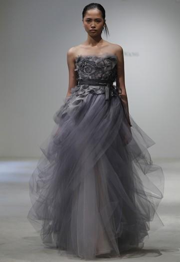 vera wang bridal collection 2011. Vera Wang