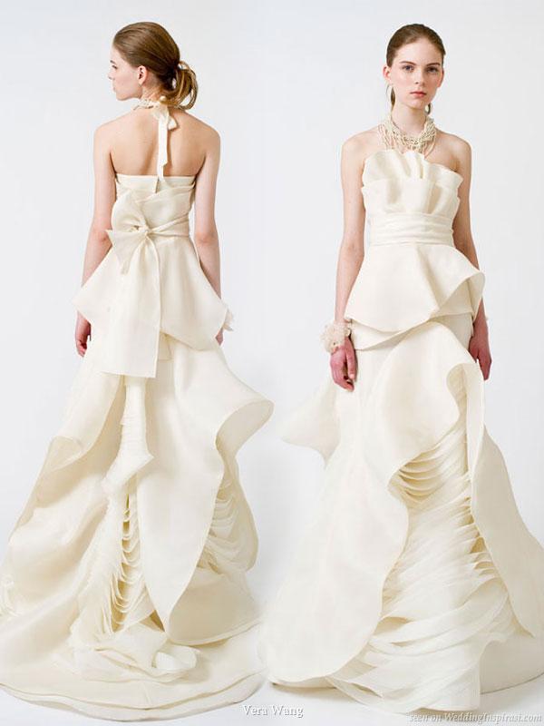 vera wang bridal dresses 2011. Vera Wang