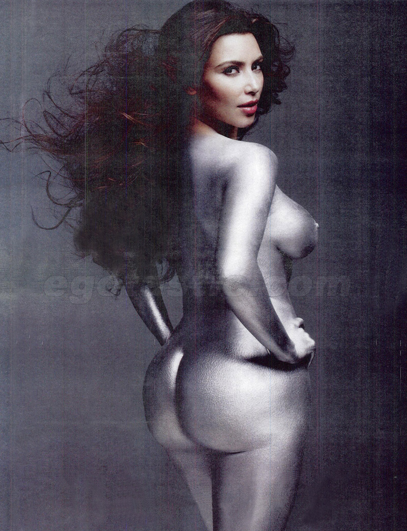 Pictures Of Kim Kardashian Nude