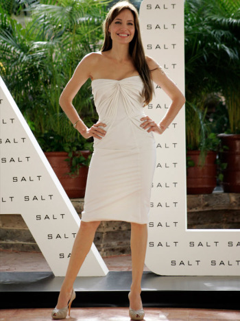 angelina jolie salt hot. Angelina Jolie at the Salt