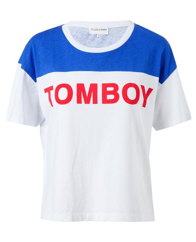The Slogan T-Shirt