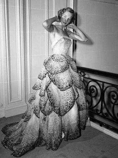 FASHbak – Christian Dior 1940-1950