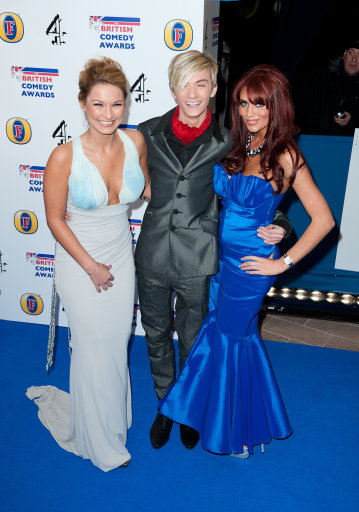 2010 British Comedy Awards – Pictures