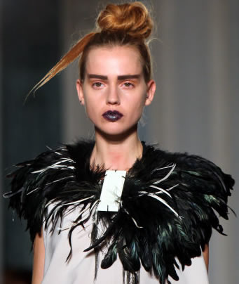Maria Grachvogel A/W 2011 Catwalk Show London Fashion Week – Pictures