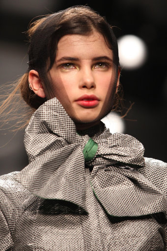 Bora Aksu A/W 2011 Catwalk Show At London Fashion Week – Pictures