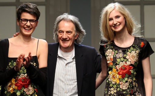 Paul Smith Catwalk A/W11 At London Fashion Week – Pictures
