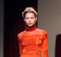 Emilio De La Morena Catwalk – London Fashion Week