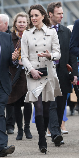 Kate Middleton – Style Icon?