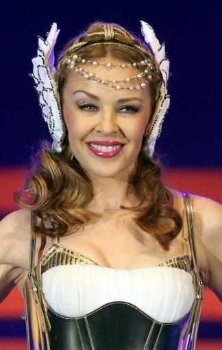 Kylie Minogue Aphrodite Tour Glasgow – Pictures