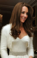 The Duchess Of Cambridge Looks Amazing As She Attends Evening Celebrations – Pictures