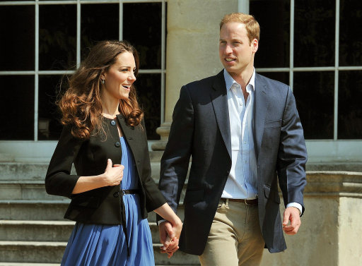 The Duke And Duchess Of Cambridge – First Pictures Of Couple After Wedding Day