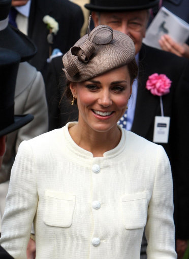 Kate & William At Derby
