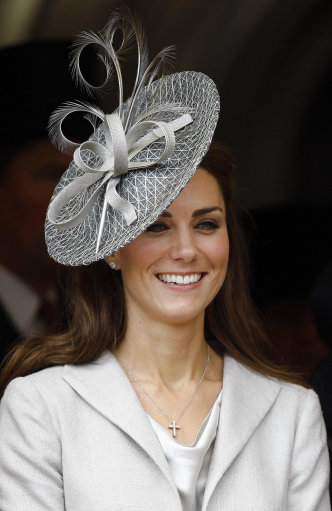 Duchess of Cambridge At Garter Day Celebrations – Pictures