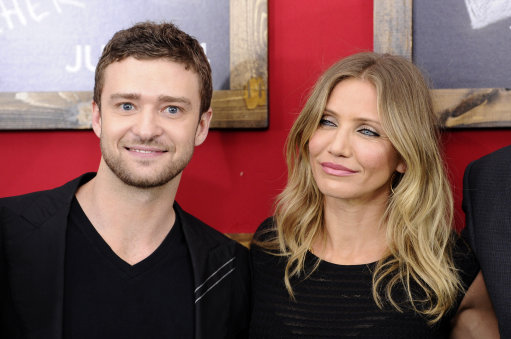 Bad Teacher Premiere In New York – Pictures