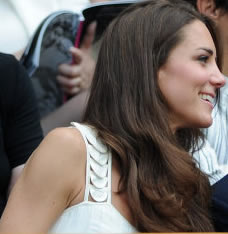 Kate And Wills Attend Wimbledon – Pictures