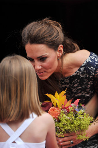 Kate And Wills Touch Down In Canada – Pictures