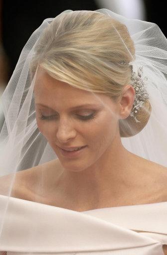 Charlene Wittstock and Prince Albert II of Monaco Marry – Pictures