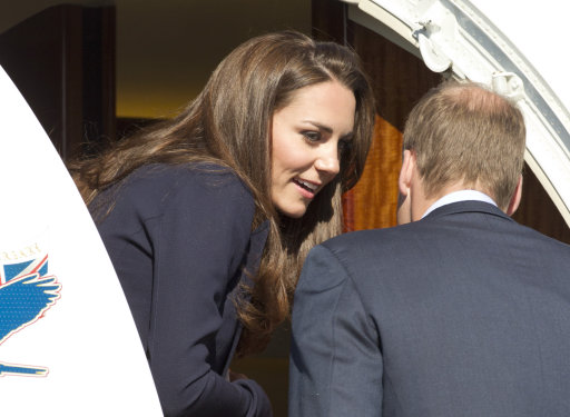 Kate And Wills Canadian Tour Day Seven – Pictures