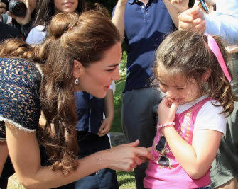 Wills And Kate in California – Day Three