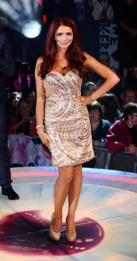 Celebrity Big Brother 2011 Contestants Enter House – Pictures