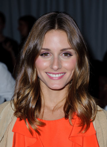 Olivia Palermo In Front Row At Toni & Guy Hair Show – London Fashion Week