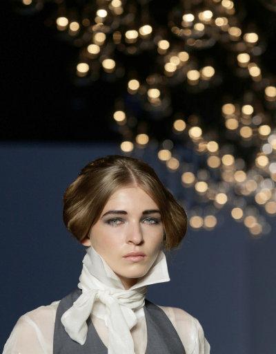 Corrie Nielsen S/S 2012 Catwalk – London Fashion Week