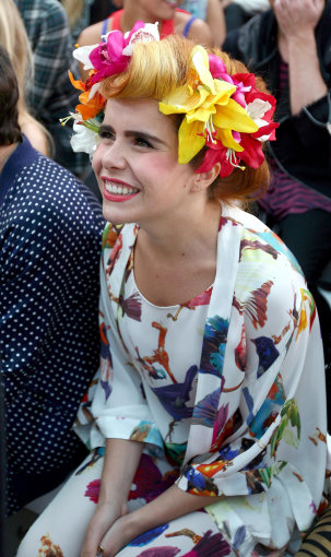 Paloma Faith, Peaches Geldhof And Other Celebrities Attend Sass & Bide – London Fashion Week