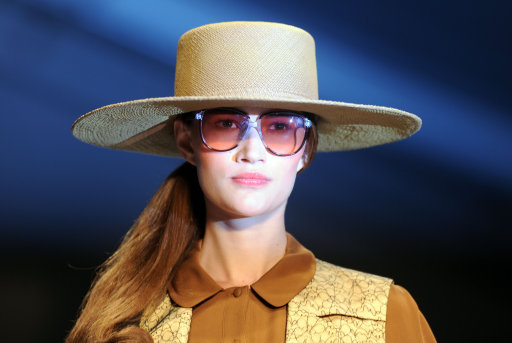 Jaeger S/S '12 Collection – London Fashion Week