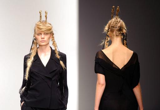 John Rocha S/S '12 Collection – London Fashion Week