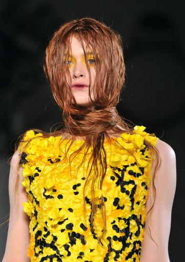 Fashion Fringe Catwalk – London Fashion Week
