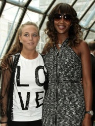 Kelis And Other Celebrities Attend Unique Fashion Show – London Fashion Week