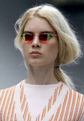Pringle S/S '12 Catwalk Show – London Fashion Week
