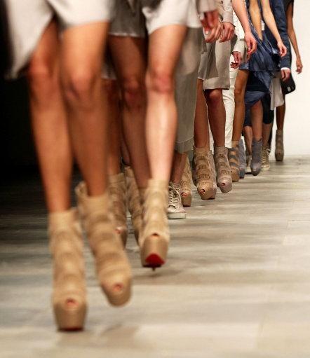 Todd Lynn S/S '12 Catwalk – London Fashion Week