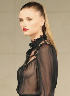 Temperley S/S '12 Catwalk – London Fashion Week