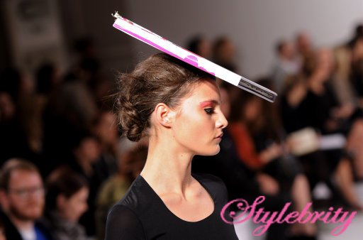 Kinder Aggugini S/S &#8217;12 Catwalk Show &#8211; London Fashion Week