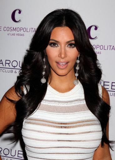 Kim Kardashian's Birthday Celebration – Las Vegas
