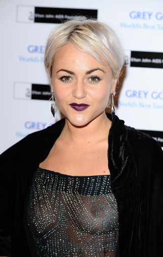 Jaime Winstone Goes Topless At Elton Johns Grey Goose Winter Ball