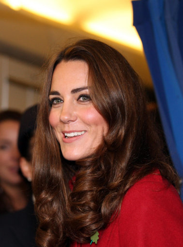 Duchess Of Cambridge Visit To Copenhagen