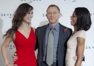 James Bond Skyfall Photocall – London