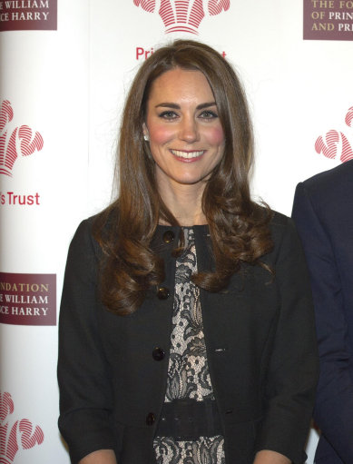 Duchess Of Cambridge Wears Zara Mini Dress For Concert In London