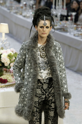 Chanel Paris-Bombay Collection – Pictures