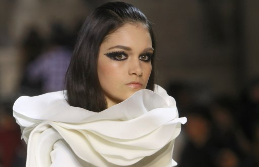Paris Haute-Couture Fashion Week &#8211; Stephane Rolland Catwalk