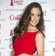 Fashion Heart Truth Red Dress Collection 2012