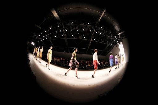 Antoni & Alison Catwalk – London Fashion Week
