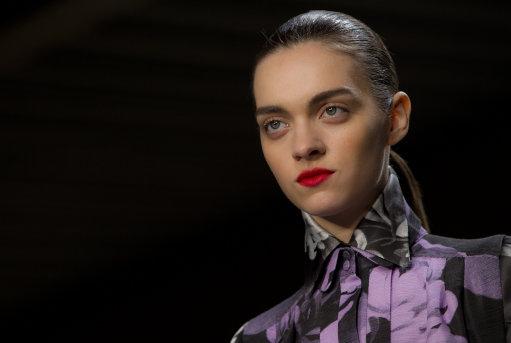 Jonathan Saunders a/w 2012 collection – London Fashion Week