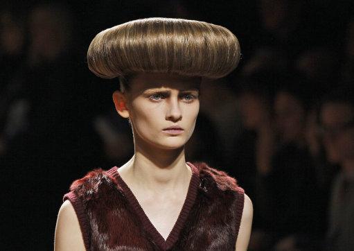 McQ Catwalk – London Fashion Week