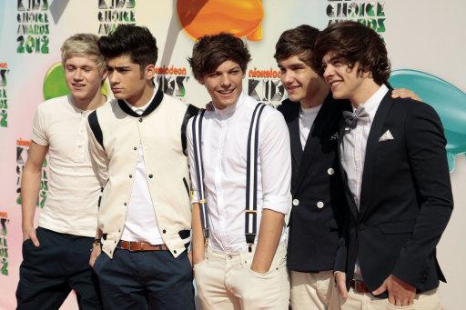 Teen Choice Awards 2012 – Red Carpet Photos