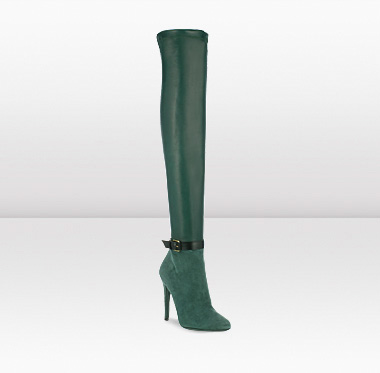 TRENDS: THIGH-HIGH Boots