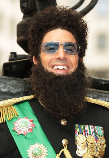 Sacha Baron Cohen Attends Dictator Premiere – London