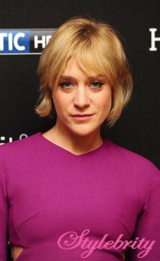 Chloe Sevigny at Hit And Miss screening – London